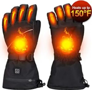 Alritz Heated Rechargeable Battery Gloves