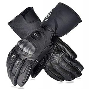 BARCHI HEAT 12V Heated Men & Women Motorcycle Gloves