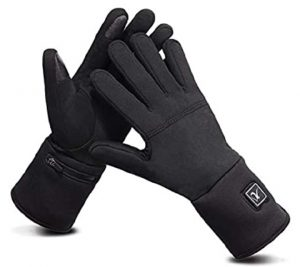 Day Wolf Heated Liners Electric Gloves for Men Women