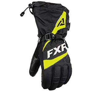 FXR Men's Fuel Glove 2020 best snowmobile gloves
