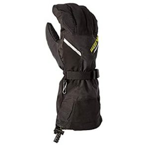 KLIM Klimate Glove 5X Black Review