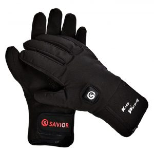 Savior Heated Ski Gloves