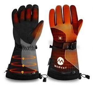morvat Electric Gloves