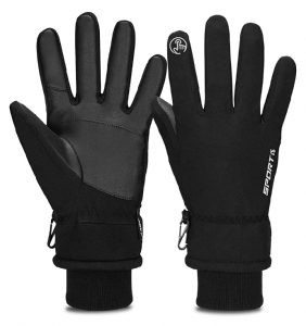 Cevapro touchscreen winter glove liner