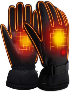 SVPRO TOUCH SCREEN HEATED GLOVES FOR MEN AND WOMEN