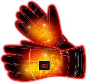 Greensh a heated gloves